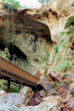 Tonto Natural Bridge, AZ