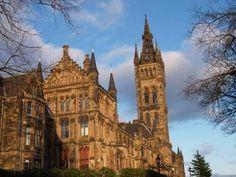 University of Glasgow - Gilbert Scott Building