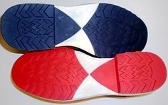 """""""G"""" series outsole"""