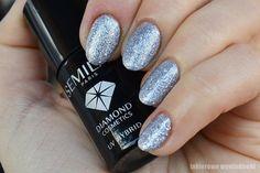 lakierowe wywiadówki: Semilac Paris - 144 Diamond Ring