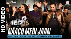 Naach Meri Jaan Full Video   Disney's ABCD 2   Varun Dhawan & Shraddha K...