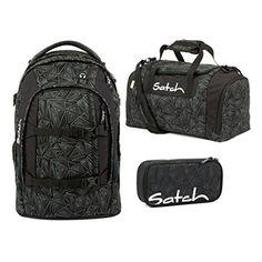 0a1b57e4967d9 Satch Pack Ninja Bermuda Schulrucksack Set 3tlg. - Einschulung Geschenk  Einschulung Deko dekoration Schulanfang geschenkideen