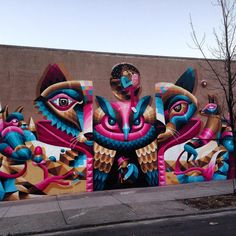 """""""#eelco @eelcovirus #streetart #bushwick"""""""