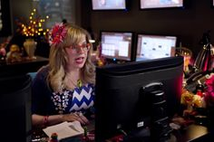 "Criminal Minds Photos: ""Final Shot"" Season 9 Episode 3 on CBS.com  ~~ Penelope Garcia (Kirsten Vangsness)"