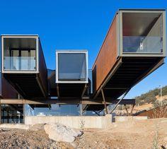 Container Homes SEBASTIAN IRARRAZAVAL ARQUITECTOS