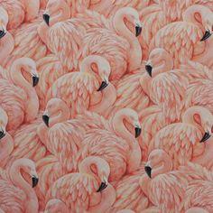 Flamingo - Wallpaperdirect.com - $36.99 - domino.com