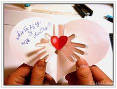 Валентинки (сердечки) своими руками [ подборка поделок ] | Сделай Сам www.sdelay.tv