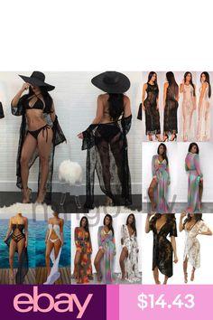 f3eeb696e9f27 Swimwear Cover-Ups Clothing, Shoes, Accessories Kimono Dress, Kimono  Cardigan, Lace