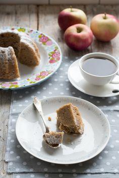 Ekspresowe korzenne ciasto jabłkowe