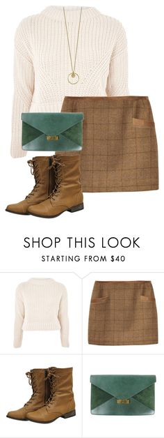 Untitled #119 by claire0983 on Polyvore featuring Topshop, Joules and CÉLINE