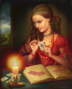 f Gypsy Seer fortune teller Gypsy Life, Gypsy Soul, Gypsy Fortune Teller, Gypsy Women, Animated Gifs, Gypsy Witch, Fortune Telling, Tarot Readers, Oracle Cards
