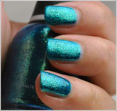 ORLY Haley's Comet