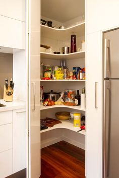 Kitchen Corner Pantry Solutions Small No