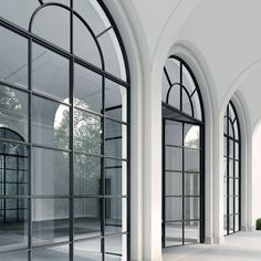 So, here are 5 Windows Styles which suits the Indian House Interior which you can opt for. Check out the Best Window Design For Home and choose the most suitable Window Designs for your home. Wrought Iron Doors, Arched Doors, Arched Windows, Black Windows, Sliding Doors, Iron Windows, Window Design, Door Design, House Design