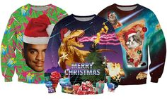 Save on Unisex Novelty Christmas Jumpers Unisex Novelty Christmas Jumpers  >> BUY & SAVE Now!