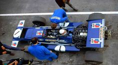 Jackie Stewart - Tyrrel 001 - Le Circuit Mont-Tremblant Canada
