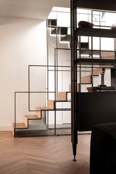 Private apartment in Milan, design by Ettore Vincentelli