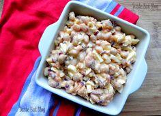 Taste Eat: Szybka sałatka z łososiem i fasolą