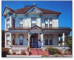 The haunted McConaghy Estate, Hayward CA