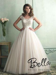 Spring 2014 Allure Bridal 9100
