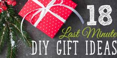 Need some last minute Christmas gift ideas you can quickly make yourself? Homemade gifts can be the most meaningful. Burlap Christmas Tree, Diy Christmas Gifts, Christmas Decorations, Christmas Swags, Christmas Snowman, Last Minute, Tinting Jars, Diy Mouse Pad, Indiana
