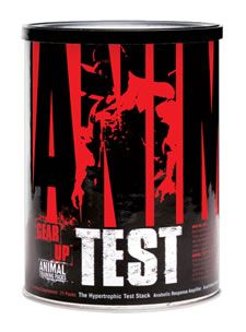 Animal Test by Universal Nutrition - Testosterone Boosters Review