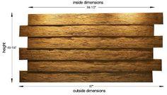 Weathered Wood Siding, Rustic Wood Panels | Faux Stone Sheets