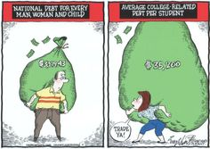 Student loan burden is a threat to higher education and economy. What are the means of addressing student loan debt?