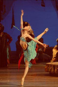 Alina Somova, Mariinsky Ballet