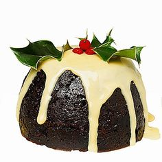 Traditional English Christmas Pudding