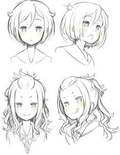Image result for hairstyles references