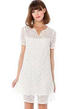 ShopSosie Style : Bellachase Lace Dress