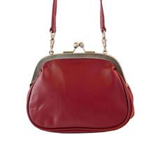 SticksandStones Alba Bag Burgundy
