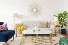Decorist Living Room Design