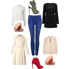 Winter Winter, Polyvore, Fashion, Moda, Fasion