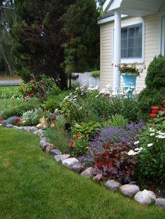 Front Porch Garden~
