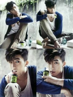 2PM's Wooyoung