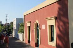 Ingrid Bergmans home in Stromboli island, Sicily