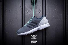 adidas Laufschuh ZX FLUX Weave white; Artikelnummer: 1011078; SHOP: snipes.com/adidas #adidas #zxflux #snipes #womft