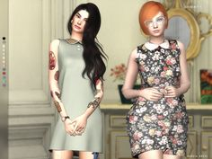 Sims 4 CC's - The Best: Clothing by Serenity