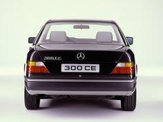 1986-1996 Mercedes-Benz C 124 Series - 1987 E Class 300 CE - 1280x960 - Wallpaper