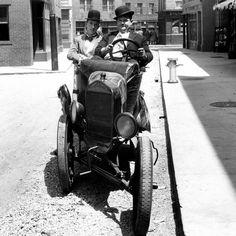 Laurel & Hardy 'Two Tars 1928