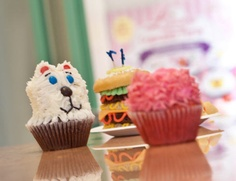 The Cupcake Cupboard's #cupcakes are almost too cute to eat! #dining #desserts http://www.premiercustomtravel.com/cruises/royalcaribbean.html #Travel #Cruising #RoyalCaribbean #CupcakeCupboard