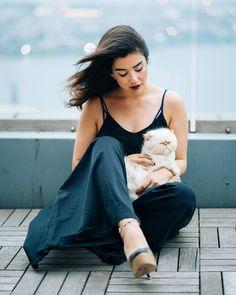 Model: @gulcegucer  Location: Istanbul Turkey
