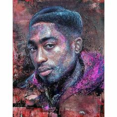 Tupac Shakur, 2pac, Bob Marley Art, Tupac Art, Tupac Makaveli, On This Date, Hip Hop Art, Best Rapper, Dope Art