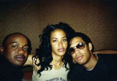 Aaliyah rare picture