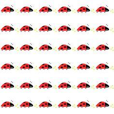 Free digital ladybug scrapbooking paper - ausdruckbares Geschenkpapier - freebie   MeinLilaPark – DIY printables and downloads