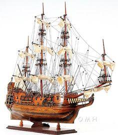 1650 HMS Fairfax Tall Ship.