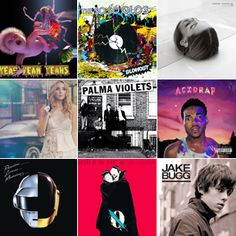 Best Albums of 2013: Mid-yr Report @Rolling Stone #music