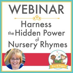 Nursery Rhyme Webinar Ticket. Did you know that phonological awareness skills are one of the strongest predictors of future reading success? Do your kids struggle with phonological awareness skills? I know they do, because my kids did too! But is the very thought of adding even one more thing to your already jam-packed day so overwhelming it makes you want to scream? Yep. I thought so. I'll be sharing 4 simple steps to turn your kids into phonological awareness rockstars! Replay available.